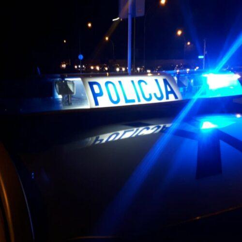 Policyjne działania