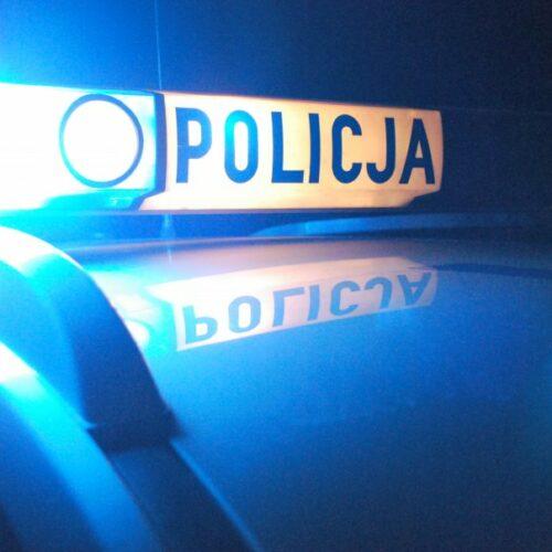 Policyjne działania przeciwko nielegalnym wyścigom