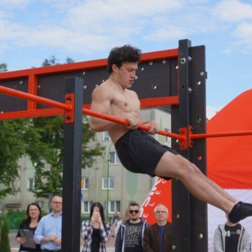 Mielczanin na Mistrzostwach Europy Street Workout