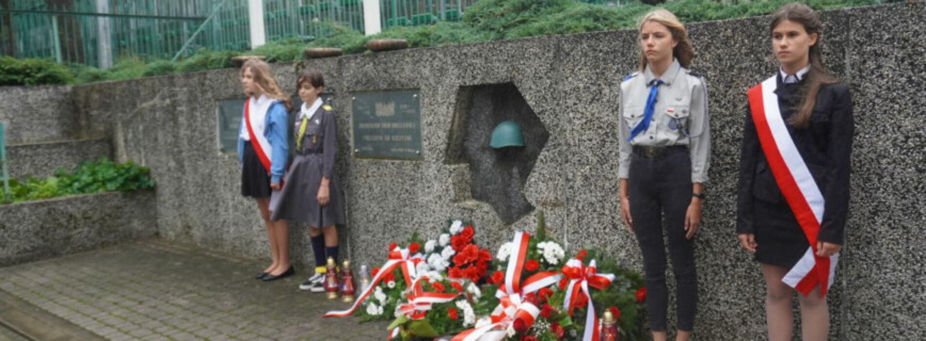 Hołd ofiarom II wojny światowej