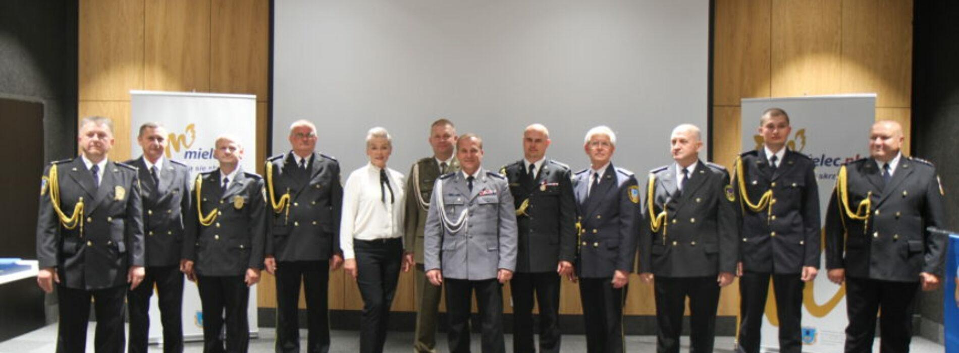 Jubileusz 30-lecia powołania Straży Miejskiej w Mielcu